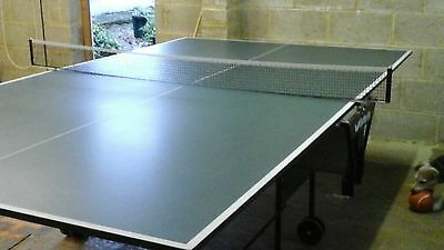 Full size folding rollaway Butterfly table tennis table
