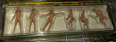 Noch Figures Nudists. New & Unsealed.  Ho . 15844