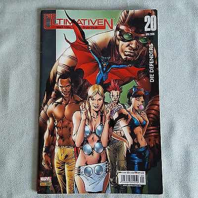 Die Ultimativen Heft 30 Die Defenders Marvel Comics - wie neu - Z0-1