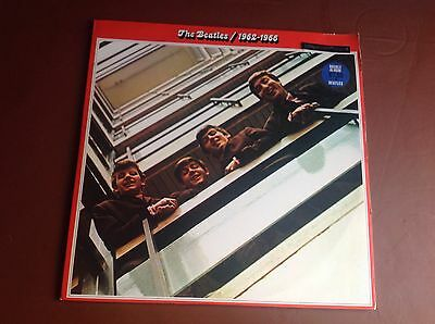 The Beatles 1962 / 1966 South African Pressing