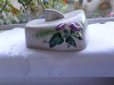Carlon ware cover for butter/cheese dish
