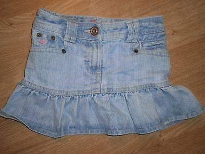 Girls Next Denim Skirt Age 3 Years