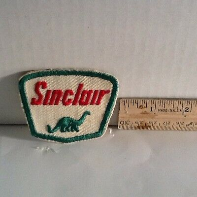 Vintage Sinclair Gas Station Patch