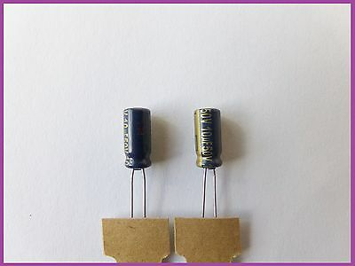 CAPACITOR PANASONIC FC 10uf 50V LOW LOW IMPEDANCE