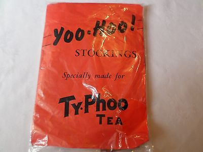 VINTAGE STOCKINGS Made for  TyPoo Tea  NYLONS