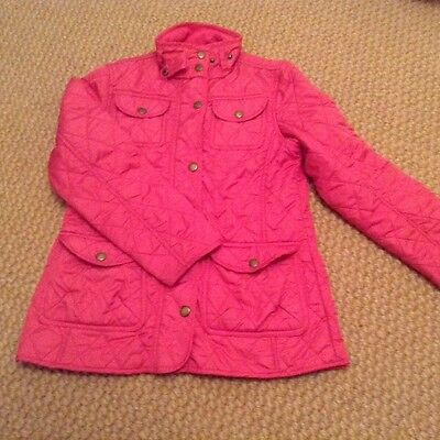 Girls Next quilted jacket age 9-10