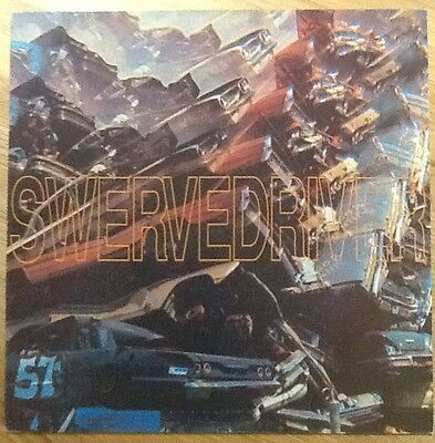 """Swervedriver, Son of Mustang Ford 12"""" vinyl record CRE079T"""
