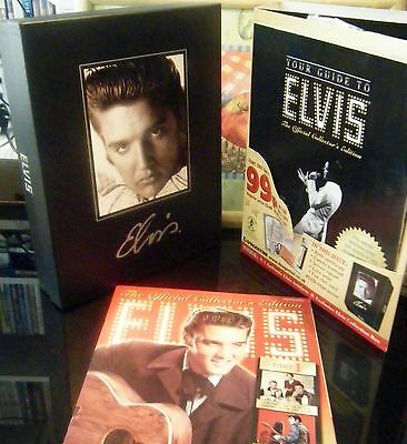 Collection Of Elvis Presley Personal And Publicity Replica Documents
