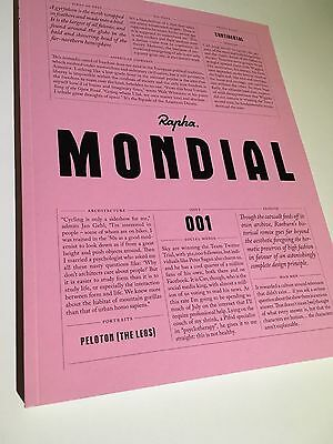 Rapha Mondial Cycling Magazine Issue 1