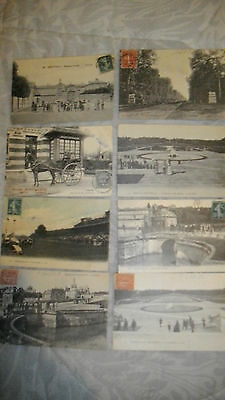 14 Cartes Postales ..chantilly  (  Oise   )