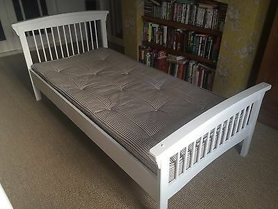 Single bed (including £156 Aspace mattress)