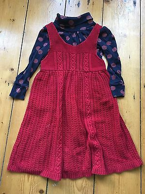 Girls Dress And Top Christmas Outfit Gap 3 Years