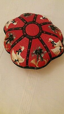 Christmas  fabric Cushion
