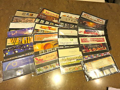 36 1st FIRST DAY COVERS STAMPS IN PRISTINE CONDITION   1980's & 90's  SET 'C'