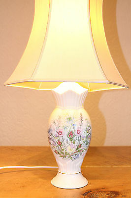 Aynsley The Wild Tudor Collection Table Lamp