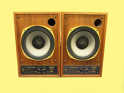 Vintage Tannoy Little Red Monitor Pair