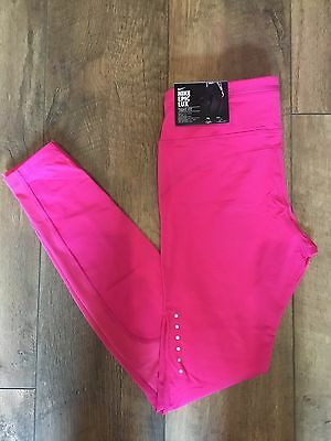 BNWT Nike pink epic lux leggings - full length and tight fit Size Small S