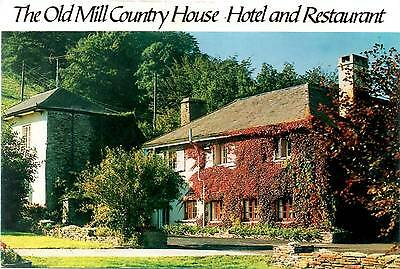 Old Mill Country House Hotel - Harbertonford - Devon - Postcard