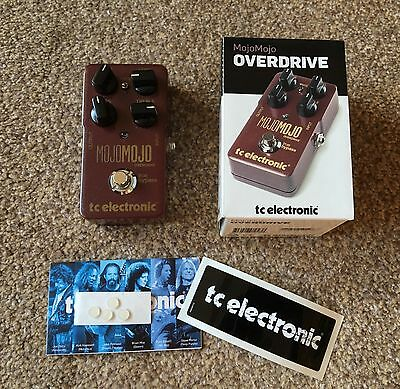 TC Electronic MojoMojo Overdrive pedal - Excellent Condition