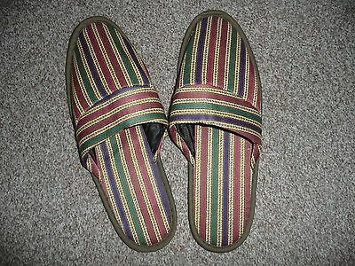 Mens New Chinese Slippers