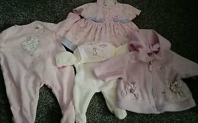 baby born and annabel clothes