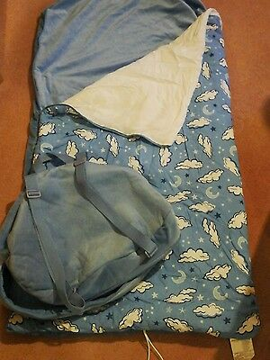 Ready bed/ bed in a bag / childrens sleeping bag