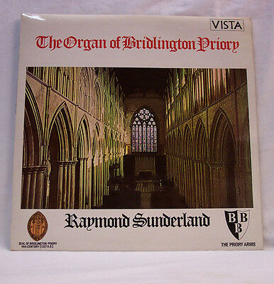 The Organ of Bridlington Priory vinyl LP - VPS 1006 - EXCELLENT