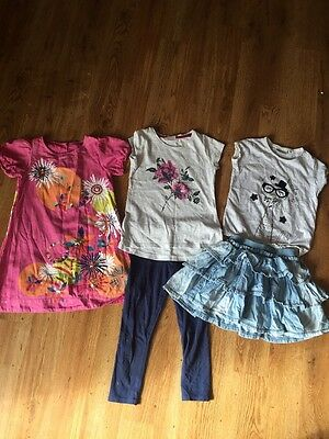 Next/ Matalan/ Mothercare/ F&F Girls Clothes Bundle Age 4 - 5 Years