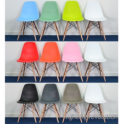 Retro Eiffel Style DSW Chair Designer Lounge Dining Chair EXPRESS DELIVERY