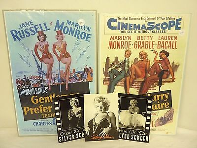 Marilyn Monroe Movie Posters And Post Cards                                 #cr#