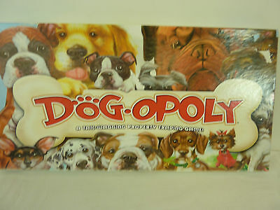 Dogopoly A Tail Wagging Property Trading Game                               #ec#