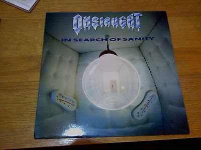 Onslaught In Search Of Sanity Lp.