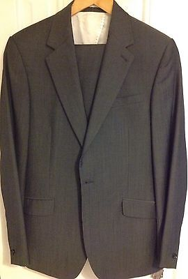 Reiss Grey Suit Jacket 38R & Trousers 32R