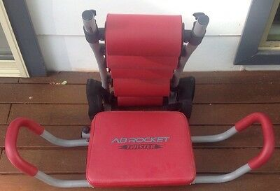 Ab Rocket Twister Abdominal Workout Fitness Gym Machine