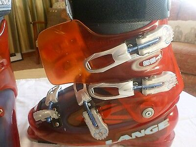 Ladies ski boots  with boot bag