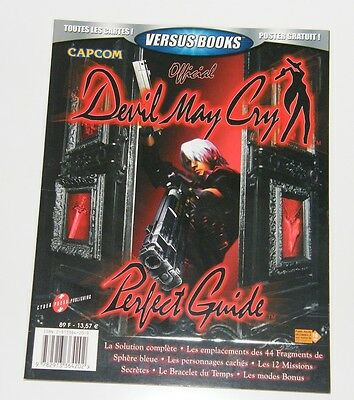 Devil May Cry - The Official Perfect Guide (version française) / Playstation 2