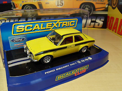 Scalextric C2966 Ford Escort MKI RS1600 Mexico - Brand New in Box