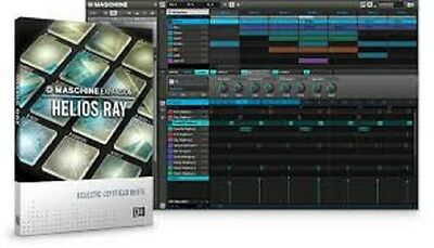 Native Instruments Helios Ray Maschine Expansion Pack.