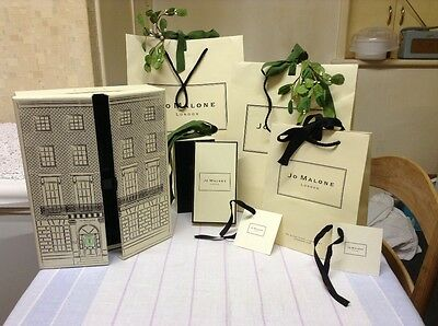 Jo Malone assorted packaging