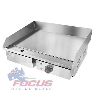BBQ Griddle Commercial Electric Stainless Steel