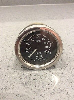 Smiths Air Pressure Gauge - New Old Stock