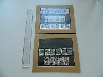 World Stamps showing Images of Nature
