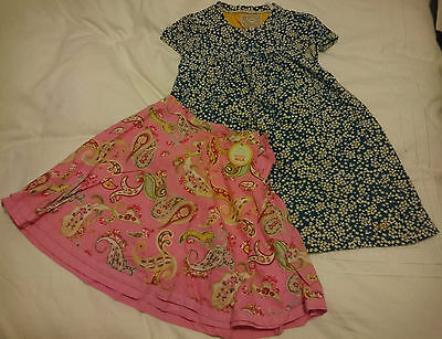 Joules girls outfit.