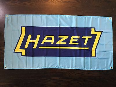 Hazet Dealer Banner - BMW Volkswagen Porsche VW Kdf Split Bug Bus Kafer 356 911