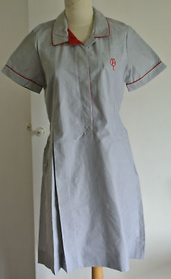 Queenwood School NSW  Dress GREY-Size 6 Brand New -Never worn