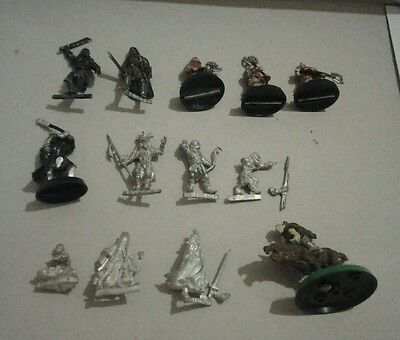 Lord of the Rings SBG metal model bundle Games Workshop