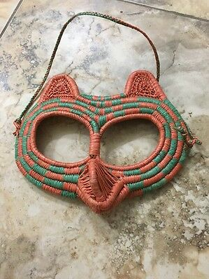 Owl Mask From Acapulco
