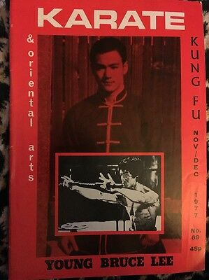 Bruce Lee: Karate And Oriental Arts No 69