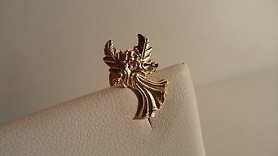 **Black Hills Gold 10K ANGEL Pin**