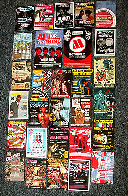 29 Mod Ska Flyers: Northern Soul Motown 2Tone Small Faces James Brown The Beat